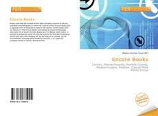 Copertina di Encore Books