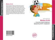 Copertina di Matteo Gritti