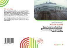 Alfred Schütz kitap kapağı