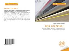 Bookcover of EMD GT22CUM-1