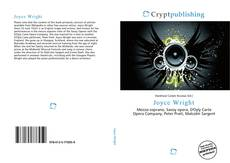 Bookcover of Joyce Wright