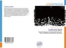 Catherine Bott的封面