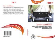 Elmers End Station kitap kapağı