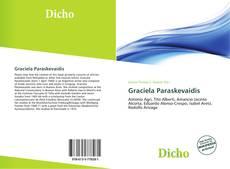 Capa do livro de Graciela Paraskevaidis
