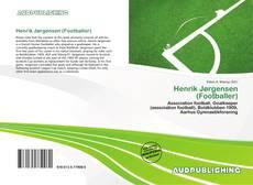 Buchcover von Henrik Jørgensen (Footballer)