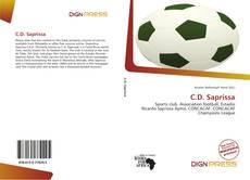 Capa do livro de C.D. Saprissa
