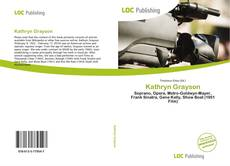 Capa do livro de Kathryn Grayson