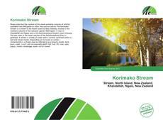 Capa do livro de Korimako Stream