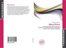 Bookcover of Mass Grave