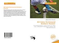 Buchcover von All-time Richmond Kickers Roster