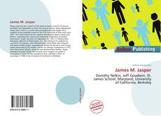 Capa do livro de James M. Jasper