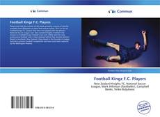 Bookcover of Football Kingz F.C. Players