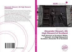 Bookcover of Alexander Stewart, 4th High Steward of Scotland