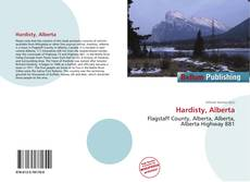 Bookcover of Hardisty, Alberta