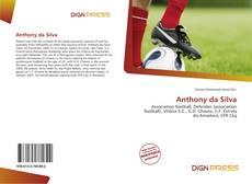 Capa do livro de Anthony da Silva