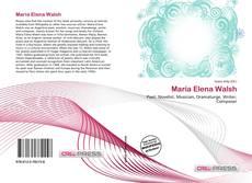 Обложка María Elena Walsh