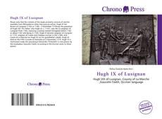 Copertina di Hugh IX of Lusignan