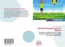 Capa do livro de Hamilton Academical F.C. Players