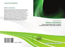 Bookcover of Edwin Linkomies