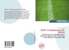 Bookcover of 2010–11 Galatasaray S.K. Season