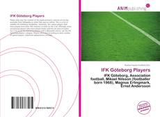 Bookcover of IFK Göteborg Players