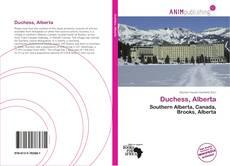 Borítókép a  Duchess, Alberta - hoz