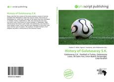 Bookcover of History of Galatasaray S.K.