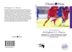 Bookcover of Gillingham F.C. Players