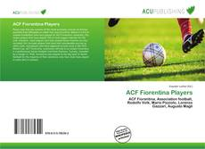 Bookcover of ACF Fiorentina Players