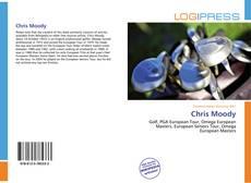 Capa do livro de Chris Moody