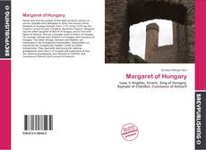 Couverture de Margaret of Hungary