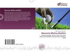 Bookcover of Mauricio Molina (Golfer)