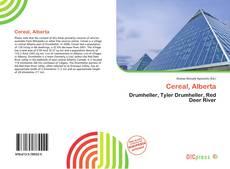 Bookcover of Cereal, Alberta