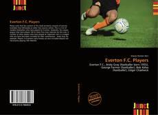 Capa do livro de Everton F.C. Players