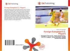 Capa do livro de Foreign Esteghlal F.C. Players
