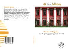 Bookcover of Alexios IV Angelos