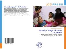 Bookcover of Islamic College of South Australia
