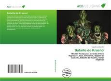 Buchcover von Bataille de Krasnoï