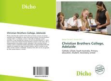 Обложка Christian Brothers College, Adelaide