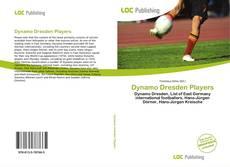 Dynamo Dresden Players kitap kapağı