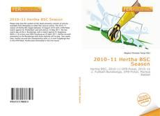 Bookcover of 2010–11 Hertha BSC Season