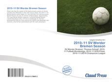 2010–11 SV Werder Bremen Season kitap kapağı