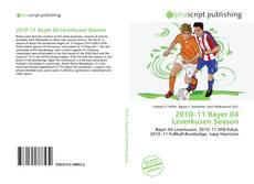 Portada del libro de 2010–11 Bayer 04 Leverkusen Season