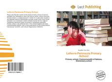 Couverture de Lefevre Peninsula Primary School