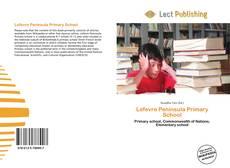 Copertina di Lefevre Peninsula Primary School