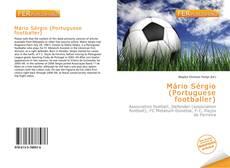 Bookcover of Mário Sérgio (Portuguese footballer)