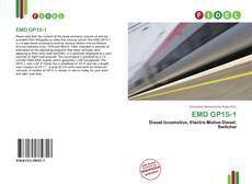 Bookcover of EMD GP15-1