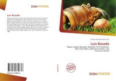 Portada del libro de Luis Rosado