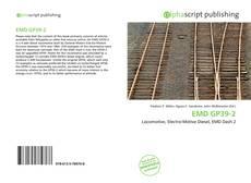 EMD GP39-2的封面
