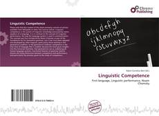 Bookcover of Linguistic Competence